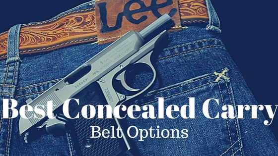 best concealed carry belts