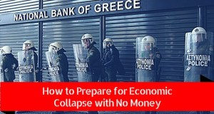 how to prepare for economic collapse with no money