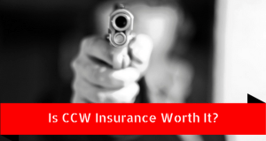 is CCW insurance worth it