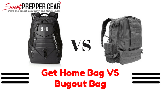 get home bag vs bug out bag