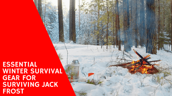 winter survival gear