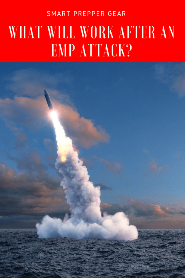what will work after an EMP attack pinterest