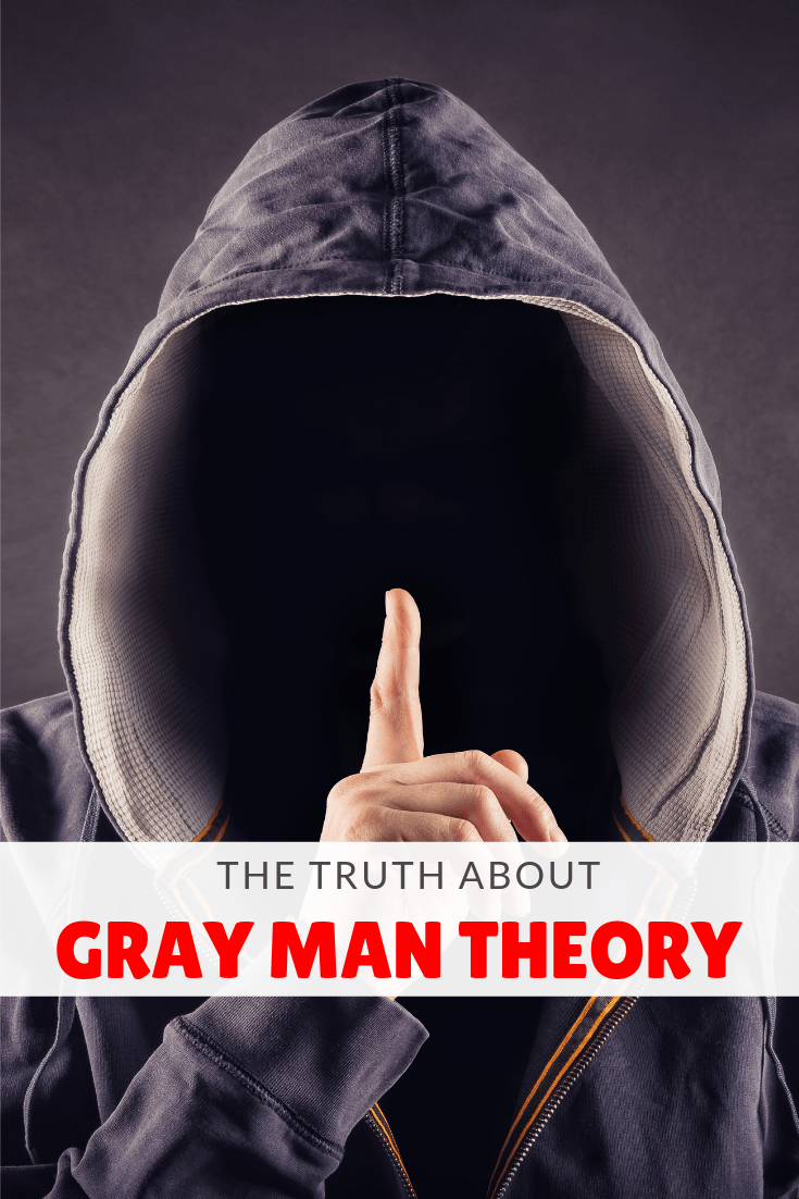 gray man theory pinterest