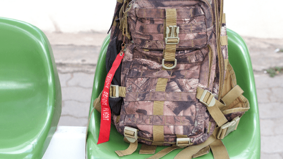 how much should a bug out bag weigh