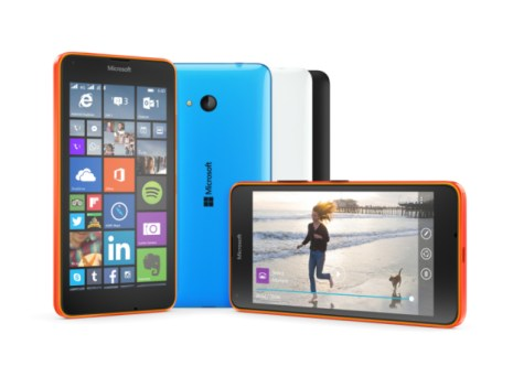 microsoft lumia 640 release date