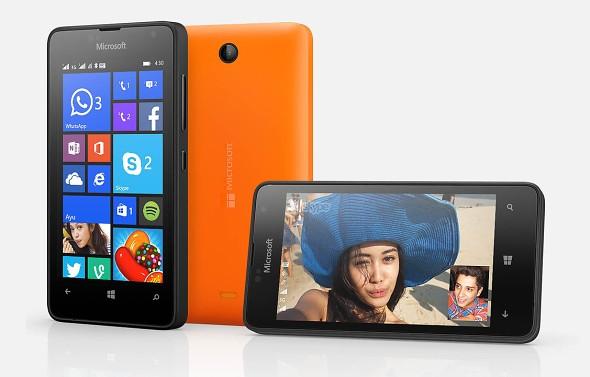 microsoft lumia 430 release date