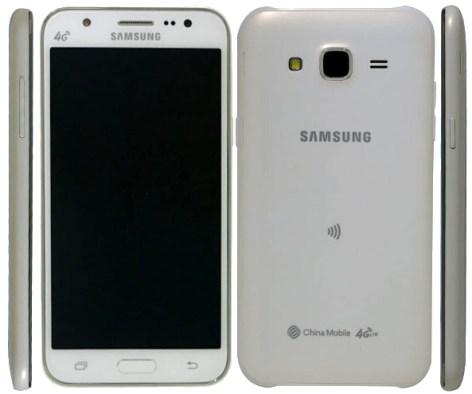 Samsung Galaxy J5 leaked