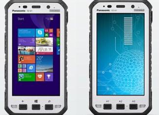Panasonic Toughpad FZ-X1 and FZ-E1 release date