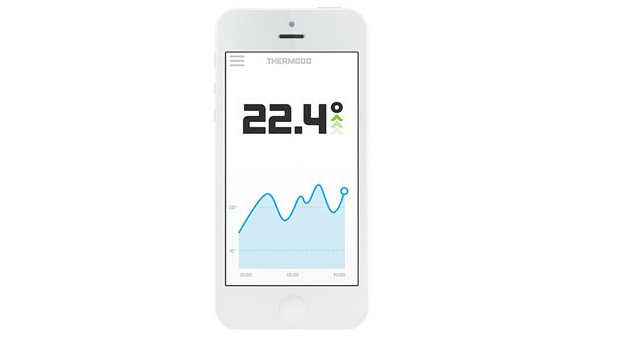 Thermometer sensor