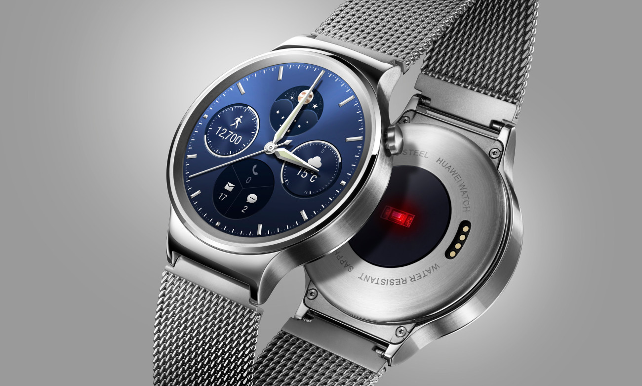 Huawei Watch Exclusively Available On Flipkart At 22,999 INR