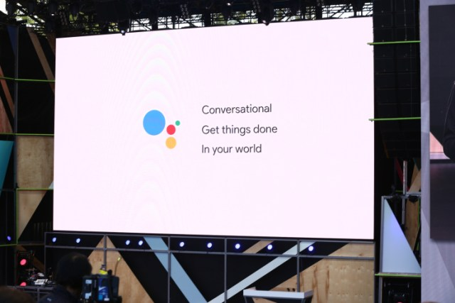 Conversational Google Assistant