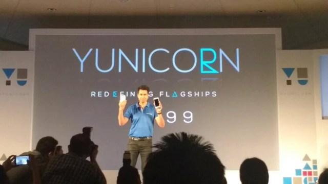 Rahul Sharma launched Yu Yunicorn