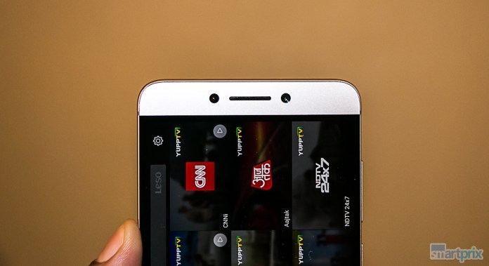 Le Max2 gesture support