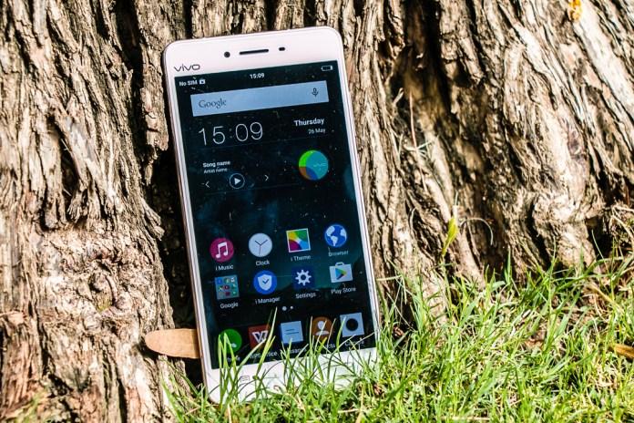 Vivo V3 Max; best phone under Rs. 22,000