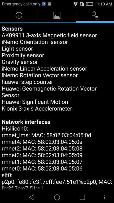 sensor-list-honor-5C