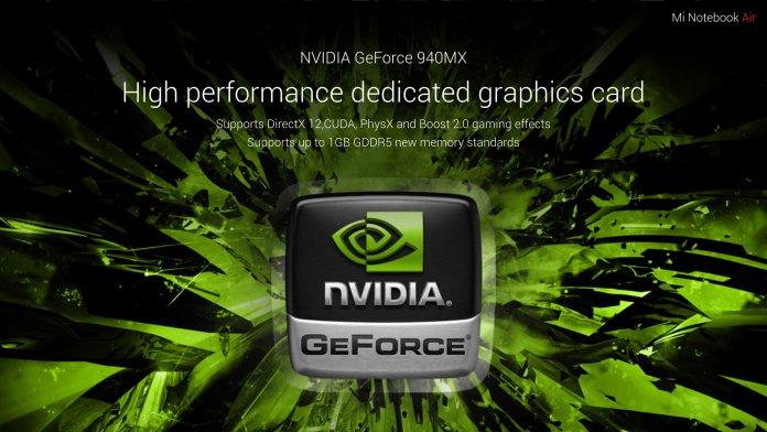 Mi Airbook GPU