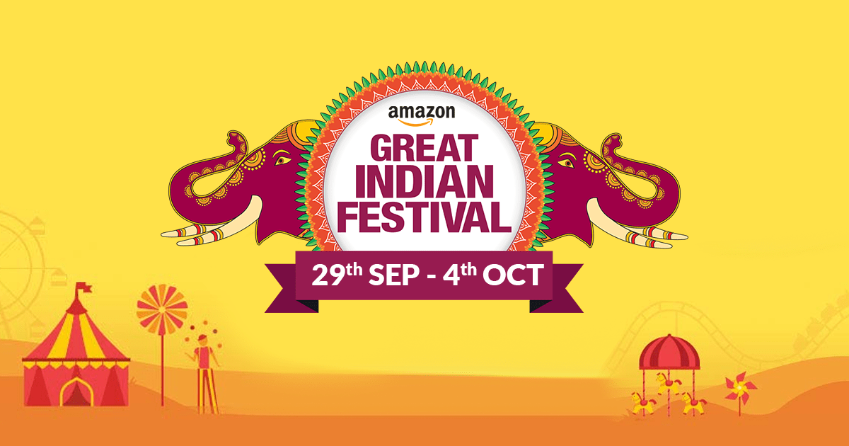 Amazon Great Festival Indian Sale 2020: What to expect