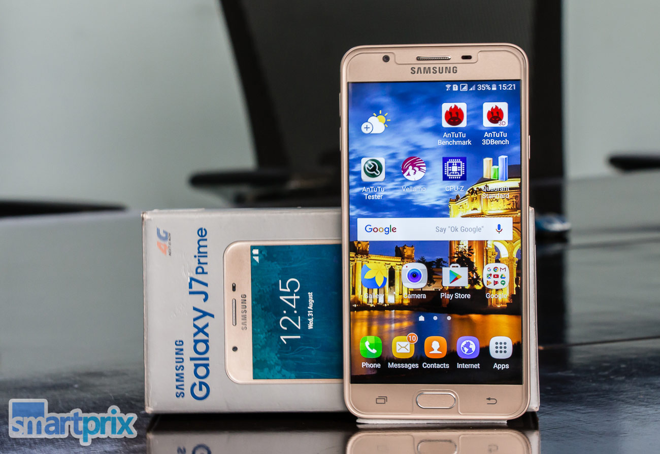 Samsung Galaxy J7 Prime Detailed Review With Pros and Cons