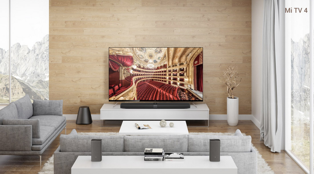 Xiaomi leads Smart TV market with 32% share