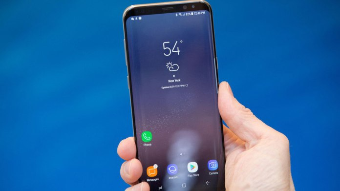 The original, just released S8