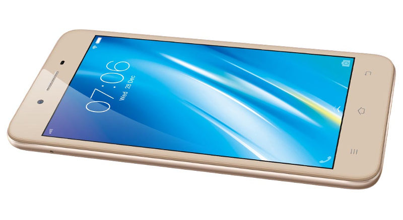 Vivo Y53 With 5-Inch Display, Snapdragon 425SoC and 4GVoLTE launched