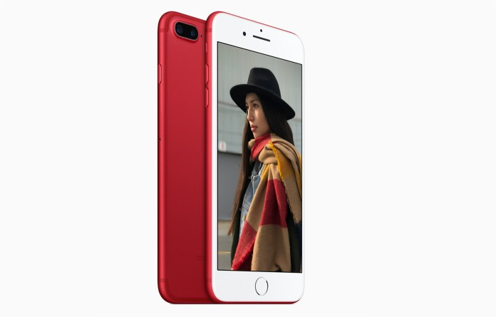 iPhone-7-plus-red-color