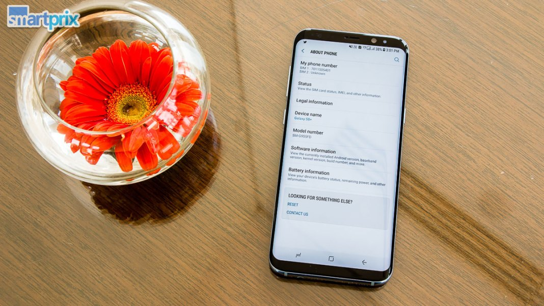 Samsung Galaxy S8+ Plus Indian Unit Review (16)