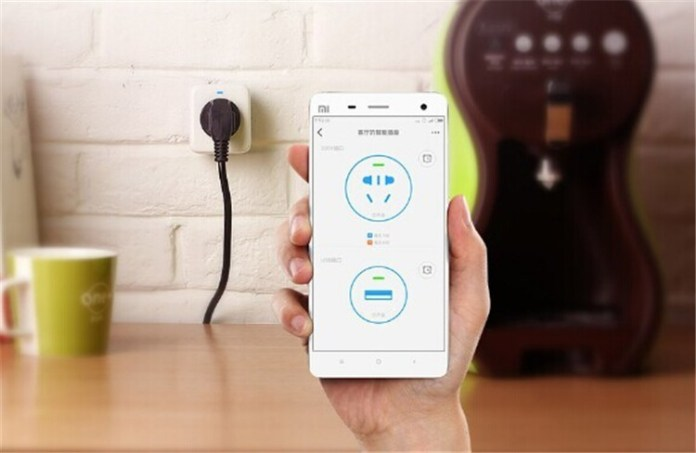 Xiaomi-Smart-plug-Socket-Intelligent-Plug-WiFi-Phone-Wireless-Remote-control
