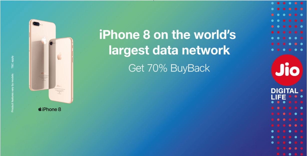 Jio iPhone 8 and 8 Plus Buy Back Offer Hidden Terms and