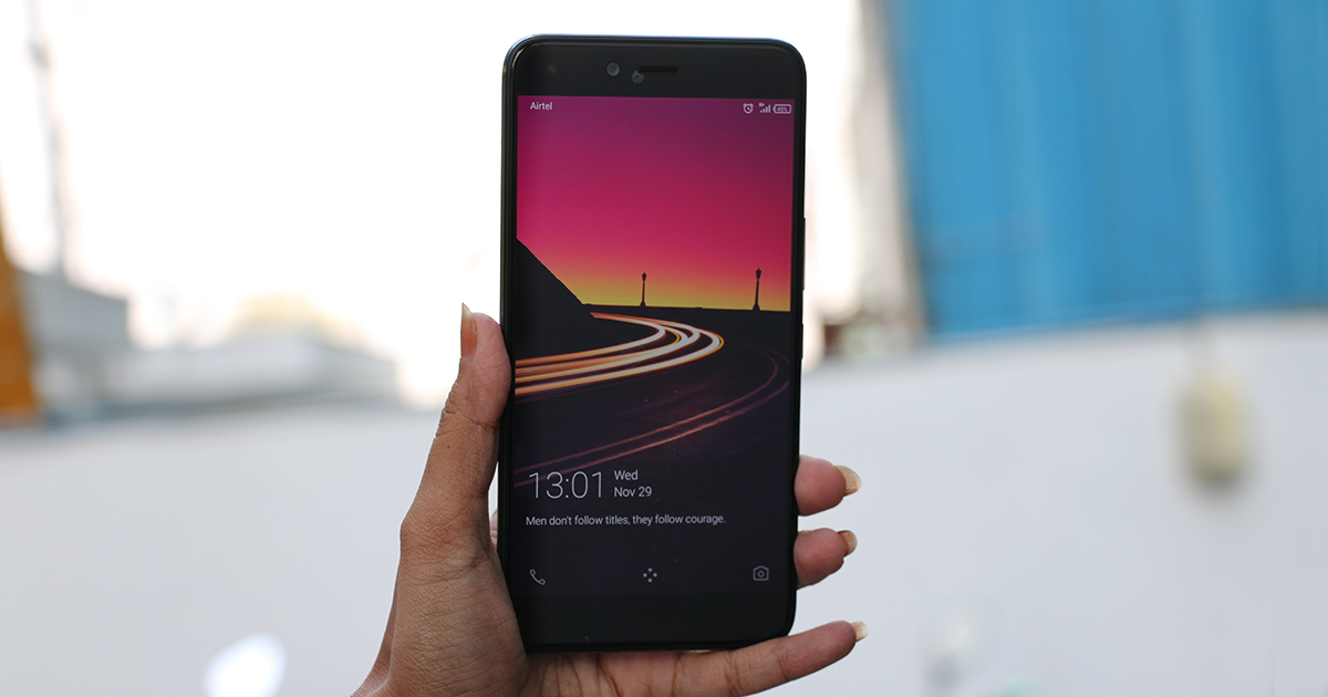 Infinix Zero 5 Review: Reassuring Battery and Extra-large