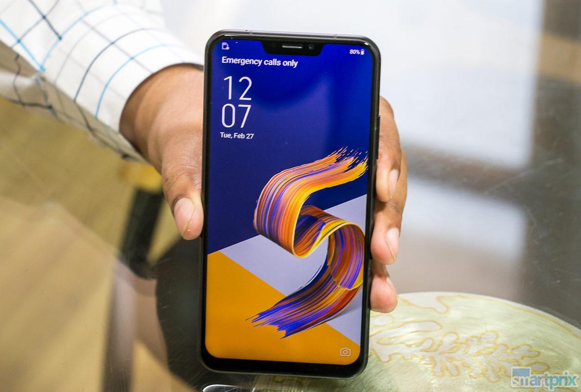 MWC 2018: Asus Zenfone 5, Zenfone 5z and Zenfone 5 Lite