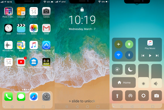 Best Iphone Launchers For Ios Experience On Android Phones In 2018