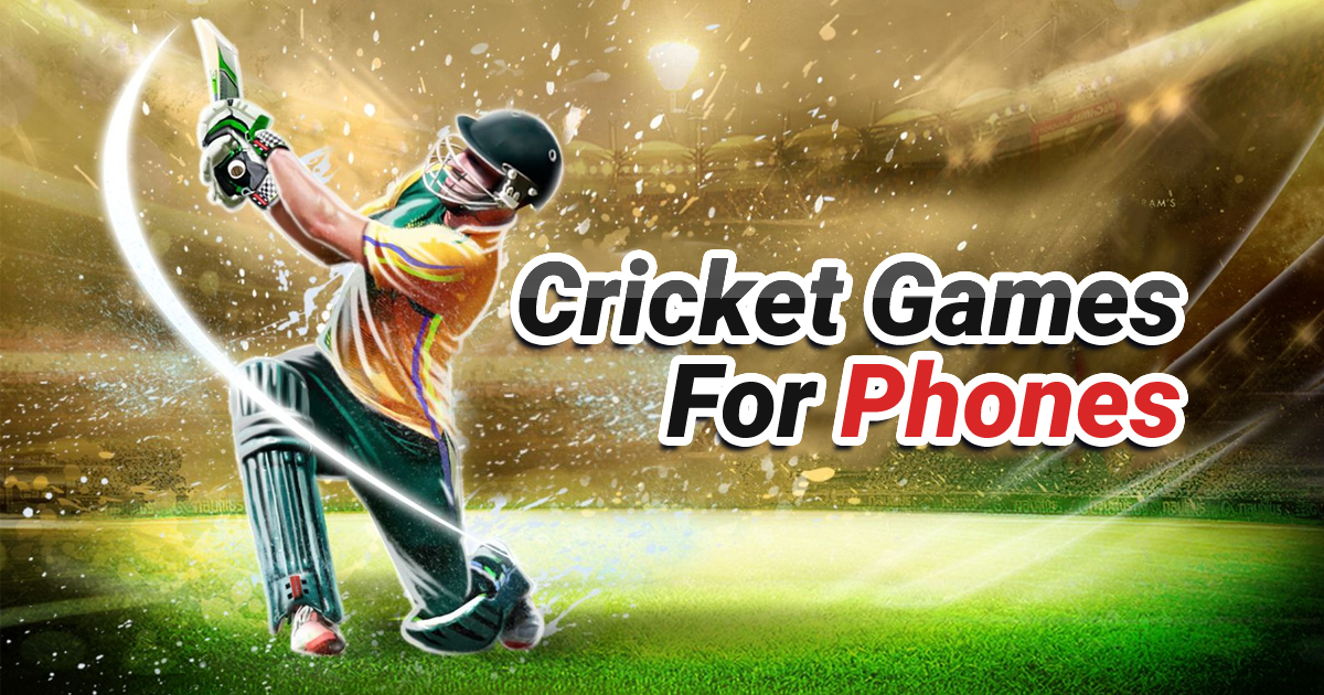 Best Free Cricket Games For Android Phones In 2019