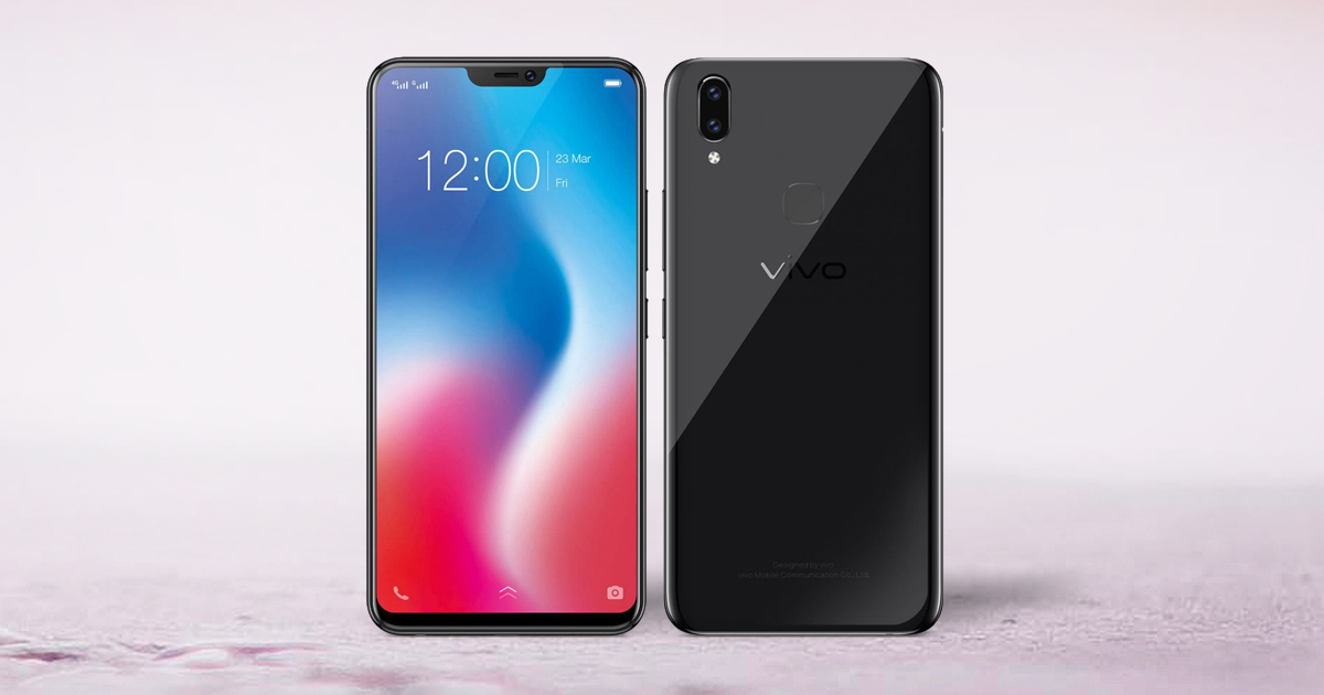 Vivo V9 Images Specifications And Features Spotted On Official