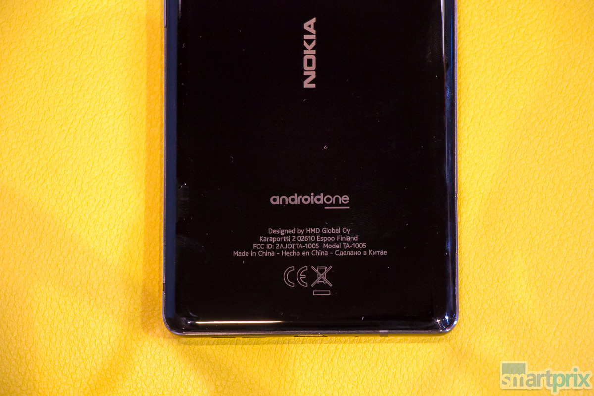 Image result for Nokia X6 With 19:9 Display, Dual Rear Cameras, and iPhone X-Like Notch Launched: Price, Specifications