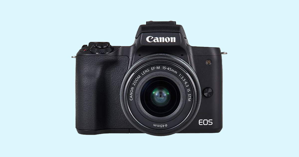Canon EOS M50 Mirrorless Camera Launched In India: Price ...