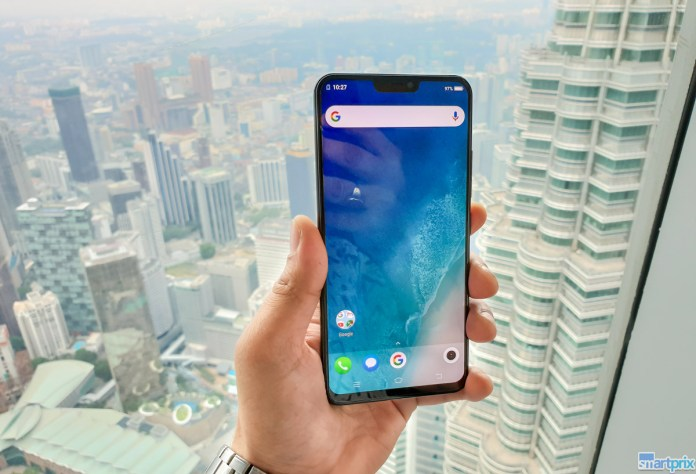 Vivo X21 Launched In India with In-Display Fingerprint and