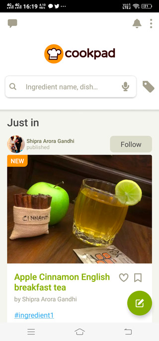 7 Indian Recipe and Cooking Apps You Should Try In 2018