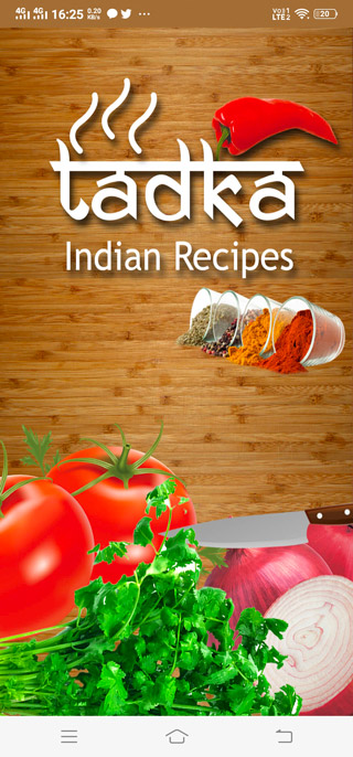 7 indian recipe and cooking apps you should try in 2018 tadka app brings together over one thousand recipes in hindi from india the app lets you save the dishes offline for future use be it to impress a food forumfinder Images