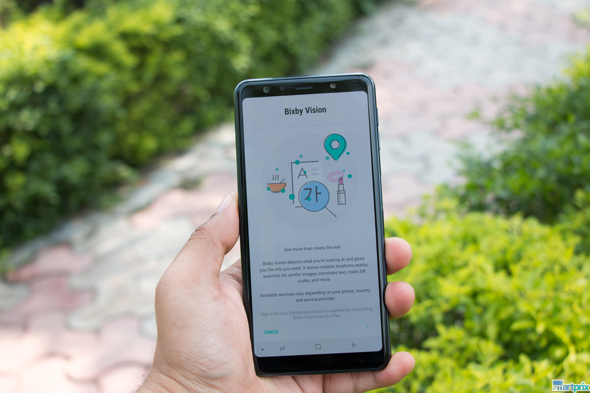 Samsung Galaxy A7 (2018) Review with Pros and Cons