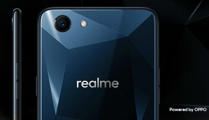 Realme Powered by Oppo