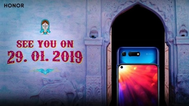 Honor View 20 Amazon exclusive launch date