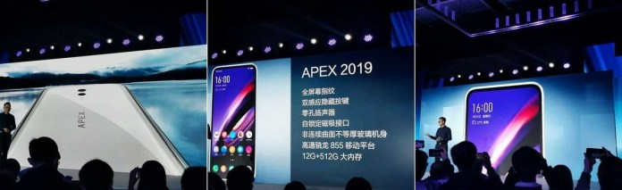 Vivo Apex 2019 Beijing Press Conference