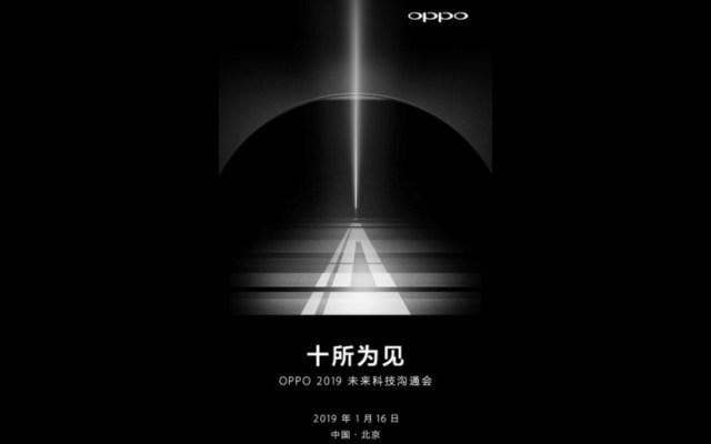 Oppo 10x Zoom event invite