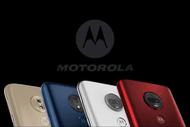 Motorola Moto G7 2019 Lineup