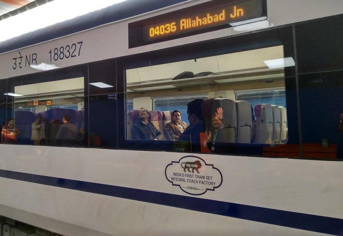 New delhi to allahabad flight fare