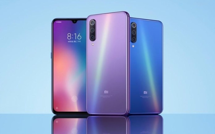7ff4c9941 Mi 9 is the Xiaomi s flagship entrant in its homeland with high-end specs  such as a 5G equipped SD855 chipset coupled with 6GB RAM and 128GB onboard  storage ...