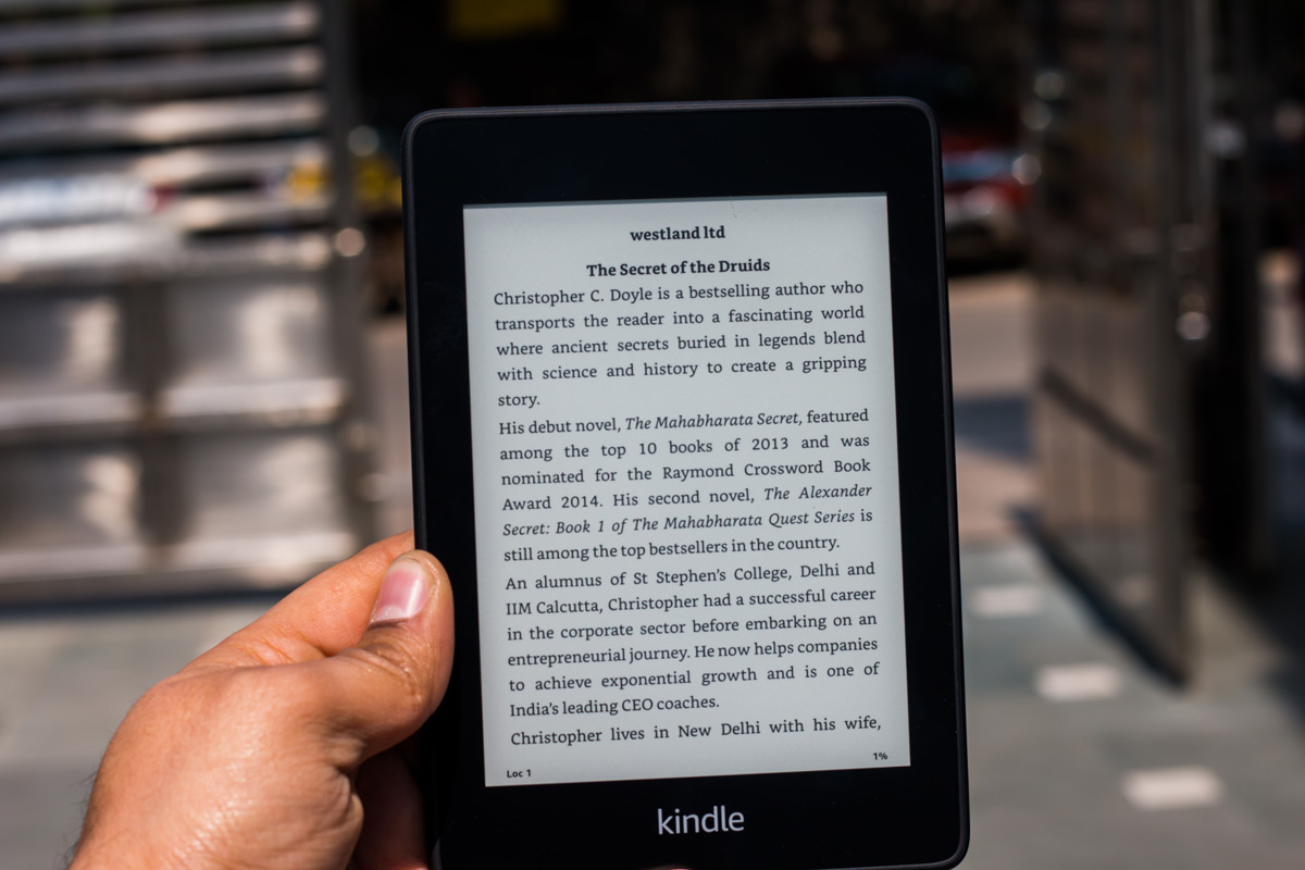 Amazon Kindle Paperwhite (10th gen) Review - Should you buy