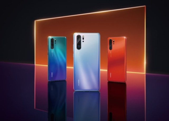 Huawei P30 and P30 pro launched