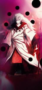 Naruto Samsung Galaxy S10 Wallpaper